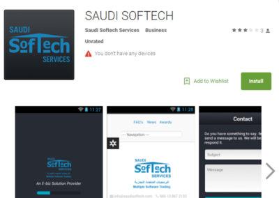 Saudi Softech