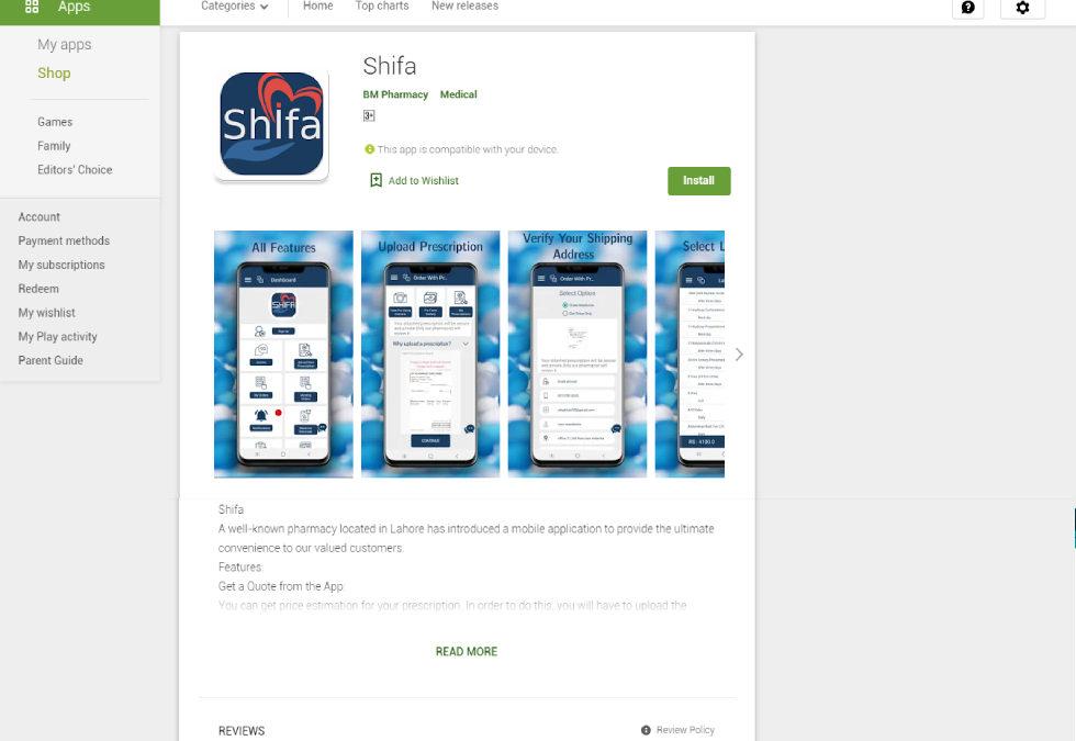 Shifa Pharmacy
